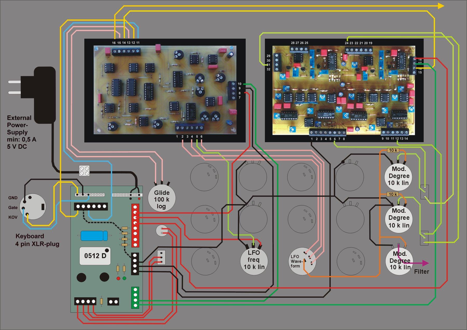 Verdrahtung - Teil 1 - Tipps und Tricks für Hobby-Elektroniker und ...